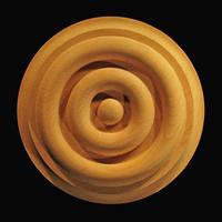 Image Rosette - Bullseye #2 - 2.5