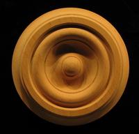Image Medallion - Bullseye #9,  7