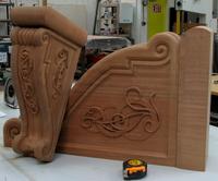 Image Large Celtic Nouveau Corbel