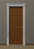 Image Carved Trim, Casing, Architrave #18