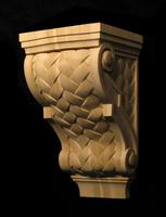 Image Woven Corbel