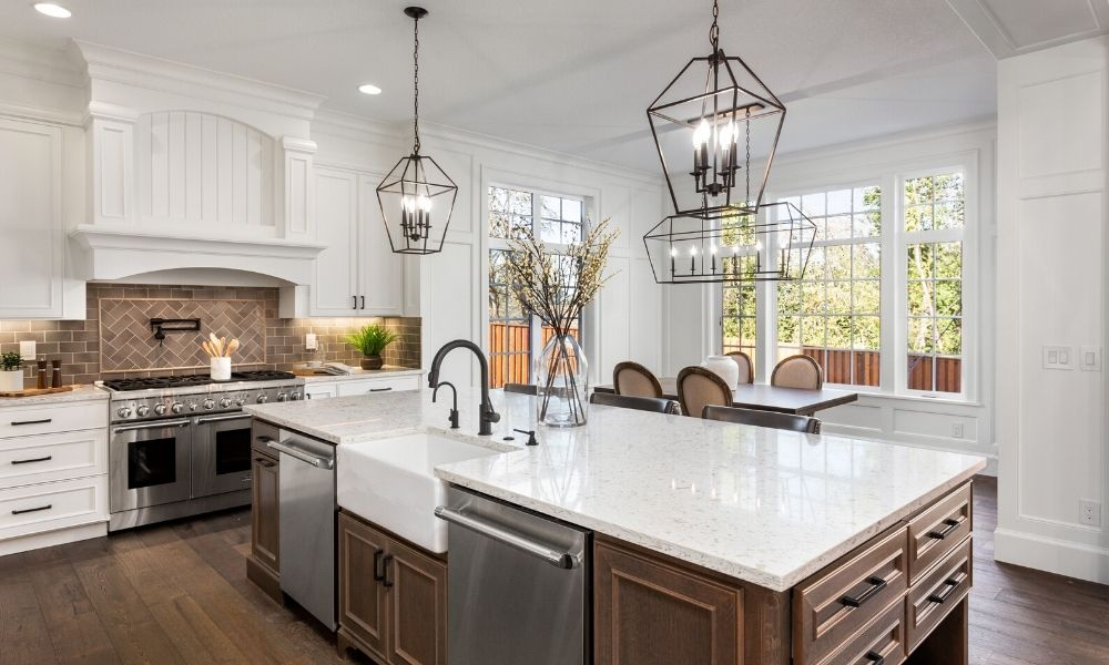 3 Ways to Beautify Your Kitchen