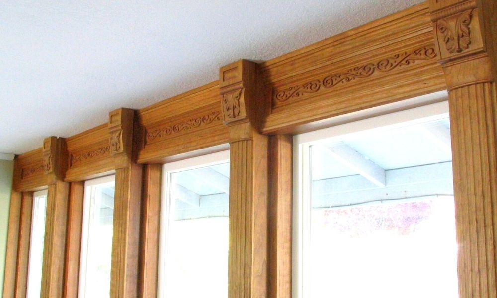 How to Revive Wood Trim in Your Home