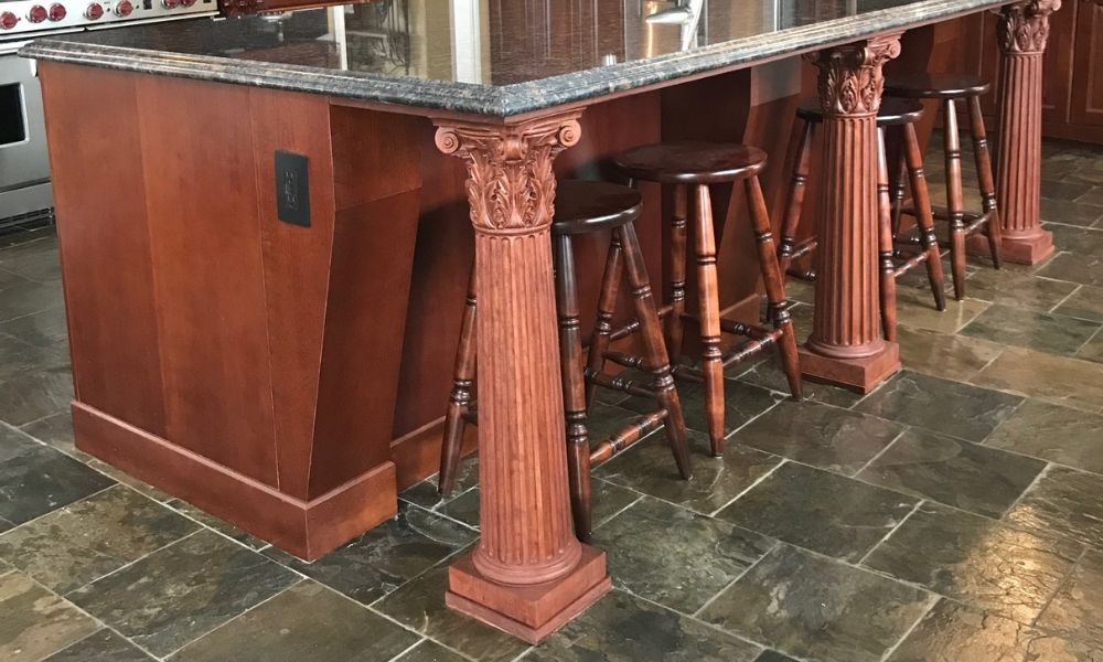 How to Use Columns in Interior Design