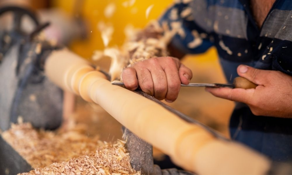 A Brief History of Carving Wood