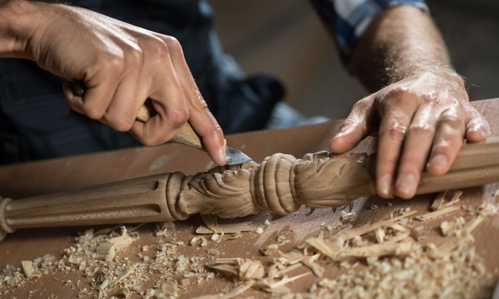 The Capabilities of a Professional Wood Carver