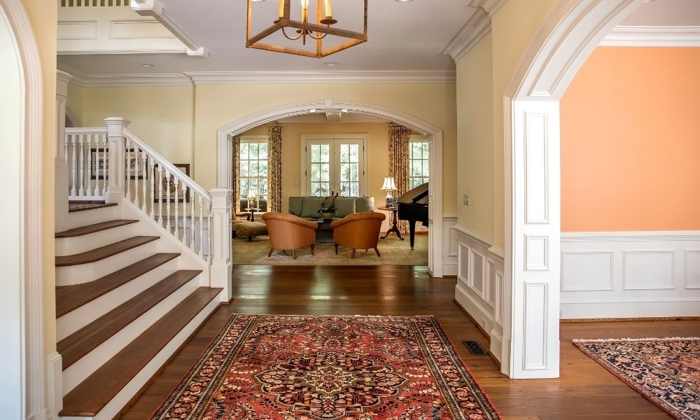 Different Types of Interior Arches