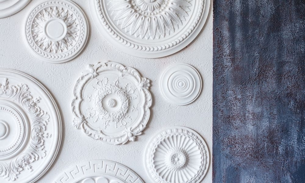 The History of Decorative Wood Rosettes