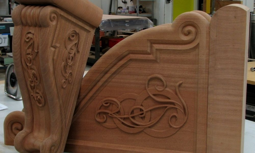 Ways To Bring Decorative Corbels Into Your Home Décor