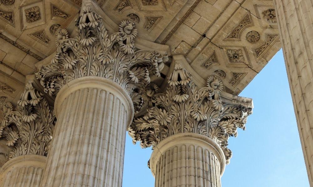 The Symbolism of Acanthus in Architecture Design