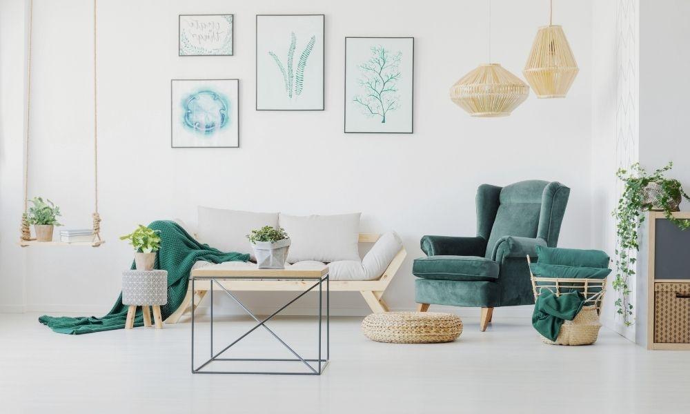 4 Interior Design Trends for Summer 2021